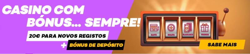 bet.pt Código Promocional 2019