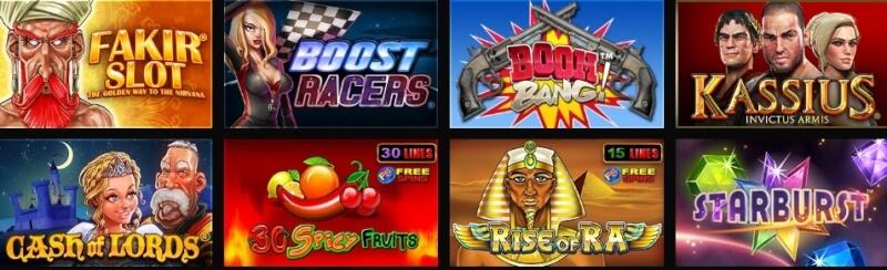 Estoril Sol Casinos jogos de casino