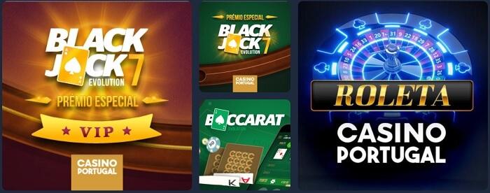Casino Portugal Jogos