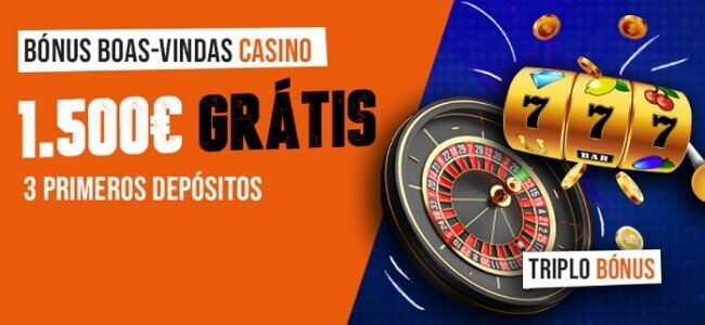Luckia Bónus Boas-vindas Casino